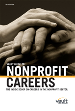 Vault Career Guide to Nonprofit Careers